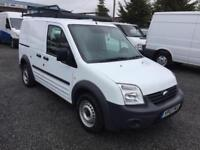 Ford Transit Connect 1.8TDCi 12 reg 90PS factory Crew Van T220 SWB