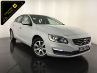 2013 63 VOLVO S60 BUSINESS EDITION D2 AUTO 1 OWNER SERVICE HISTORY FINANCE PX