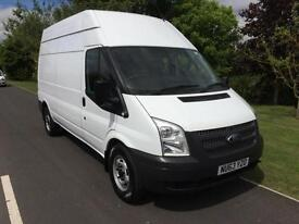 2014 FORD TRANSIT 2.2TDCi ( 100PS ) ( EU5 ) ( RWD ) 350 LWB ONE COMPANY OWNER
