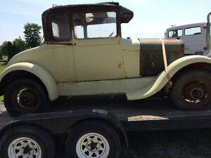 1929 ford rumble seat coupe