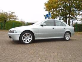 BMW 5 SERIES 525I SE AUTO * £15 Per Week - £O Deposit * 2002 Petrol Automatic