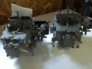 FORD 4100 4V Carburetor