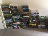 Job lot 90 plus crime/thriller/mystery fiction