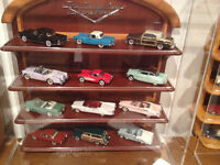 RARE COLLECTION D AUTOS ''THE CLASSIC CARS OF THE FIFTIES ''