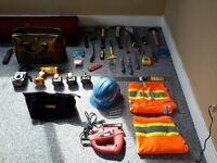 Various Tools - Drivers, Saws, Hand Tools Etc.