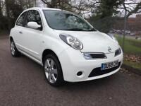 Nissan Micra 1.2 Acenta Auto 3dr PETROL AUTOMATIC 2009/59