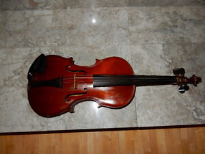 violon ancien provenant d'une succession West Island Greater Montréal image 1