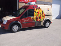 Truck Lettering and Signs
