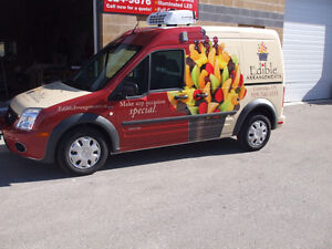 Truck Lettering and Signs Cambridge Kitchener Area image 1