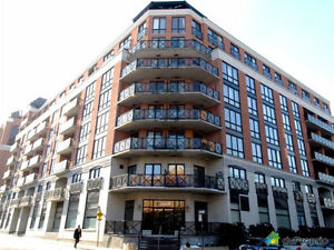 2 bed, 2 bathroom condo in Plateau / Mile-End