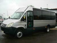 IVECO DAILY 17 SEAT WHEELCHAIR ACCESSIBLE MINIBUS COIF DIGITAL TACHO PSV AUTO