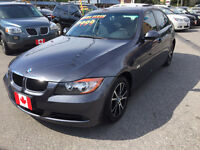 2007 BMW 3-Series 323i PREMIUM SPORT SEDAN...MINT...LOW KMS. City of Toronto Toronto (GTA) Preview