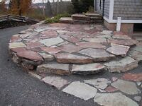 Deck stone for Patio