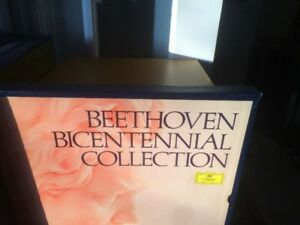 VYNILES- BEETHOVEN Bi-centennial-Collection-Deutsche Gramophone