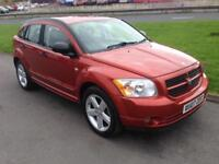 2007 Dodge Caliber 2.0TD SXT Sport FSH - New MOT - Only 46000 Miles
