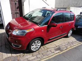 Citroen C3 Picasso Picasso Exclusive HDi DIESEL MANUAL 2010/10