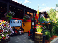 Tapas is hiring for service team