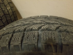 Tires BF Goodreach Slalom 225 65 17
