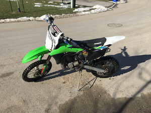2014 kx 85 lots of extra parts