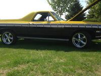 Chevelle El camino Chevrolet 1968