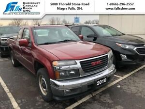 2010 GMC Canyon SLE W/1SA  **AS TRADED**NEEDS FOR SAFETY PROVIDE