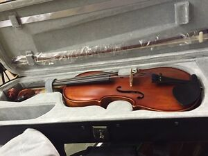Zev Full Size Violin Outfit with case and bow Edmonton Edmonton Area image 2