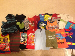 Boys Size 2 Clothes 20 items