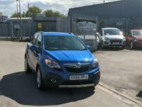 2015 Vauxhall Mokka 1.6 CDTi Exclusiv,67K, MOT 26/05/22. HATCHBACK Diesel Manual