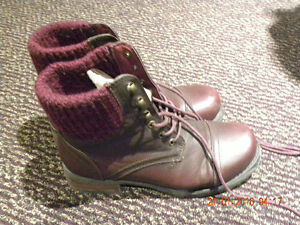 Call It Spring Maroon Boot