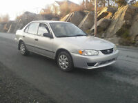 TOYOTA COROLLA LE !! SUPER CLEAN !! LOW KMS !!