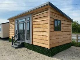 Home Gym Annexe Garden Home Studio Caravan for sale garden log cabin