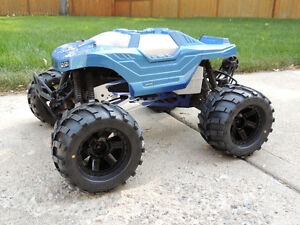 HPI Savage X 1/8 Scale Nitro RC Monster Truck