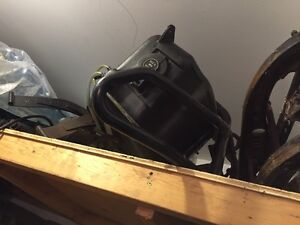 Arctic cat 650 front bumper and skid plate Kitchener / Waterloo Kitchener Area image 1