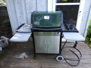 Weber Silver Genesis BBQ for Sale