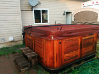 Arctic Spa Cub Model (7') 5-person capacity