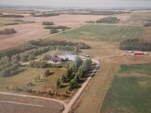 160 AC ACREAGE BETWEEN BALGONIE & EDENWOLD