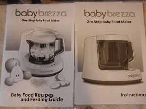 Baby Food Processor and Steamer Kingston Kingston Area image 3