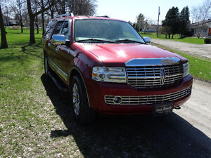 2007 Lincoln Navigator Ultimate L VUS