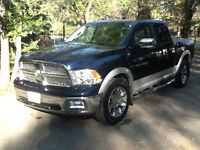 2012 Ram 1500 Laramie Crew Cab Private Sale by owner
