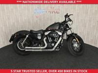 HARLEY-DAVIDSON SPORTSTER FORTYEIGHT XL 1200 X 14 MOT APRIL 19 LOW MLS 2014 14