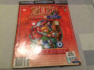 Guide Legend of Zelda Oracle of Ages - Oracles of Seasons