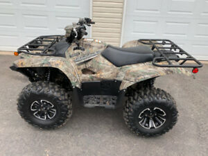 2017 YAMAHA 700 GRIZZLY SE CAMO ( WE FINANCE )