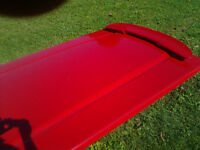 dodge dakota leer tonneau  cover extented cab