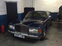 1987 Rolls Royce Silver Spirit Silver Spirit 5 door Saloon