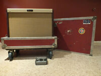 Limited Edition Fender Hot Rod Deluxe 3 with Road Case