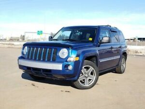 2009 Jeep Patriot Limited  | LOW KM | SUNROOF | BLUETOOTH