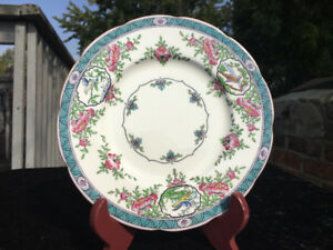 Japonica by Minton 7 3/4 inch plate - Mint Condition