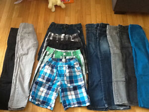 Boys size 10 great brands