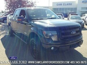 2014 Ford F-150 FX4  Moonroof Navigation Upgraded Tires/Wheels