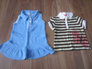 BABY GIRLS SUMMER CLOTHES - $4.00 for BOTH
